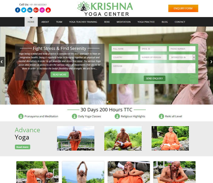 krishnayogacenter-screen–ranksmartz